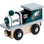 Philadelphia Eagles Baby Wooden Train Toy