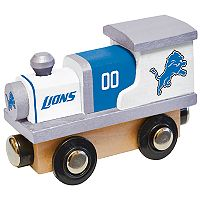 Detroit Lions Baby Wooden Train Toy