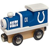 Indianapolis Colts Baby Wooden Train Toy