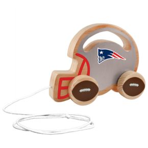 New England Patriots Baby Push & Pull Toy