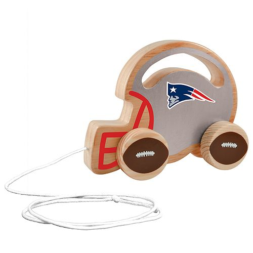 New EnglandPatriots Baby Push & Pull Toy
