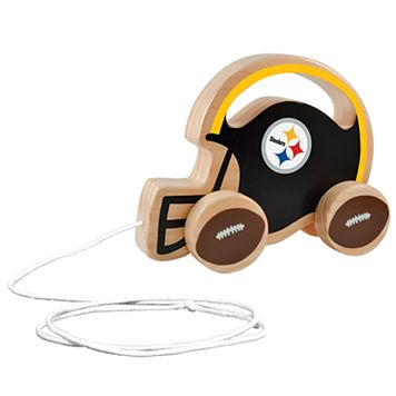 Pittsburgh Steelers Baby Push & Pull Toy