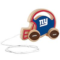 New York Giants Baby Push & Pull Toy
