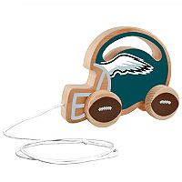 Philadelphia Eagles Baby Push & Pull Toy