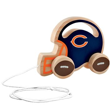 Chicago Bears Baby Push & Pull Toy