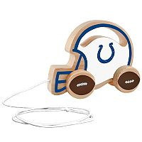 Indianapolis Colts Baby Push & Pull Toy
