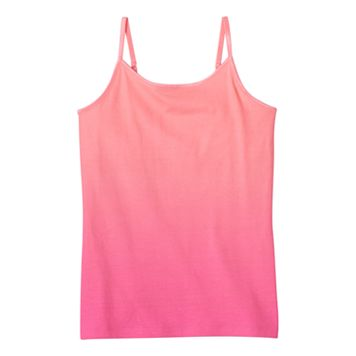 Girls Plus Size SO® Strappy Tank Top