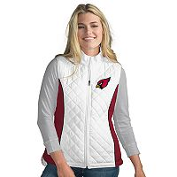 Women's Arizona Cardinals Tackle Me Quilted Vest