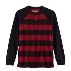Boys 8-20 Urban Pipeline® Striped Henley
