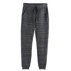 c53894f87337 Boys 8-20 Urban Pipeline™ Knit Jogger Pants. Black Heather Olive Heather  Navy Heather Dark Gray ...