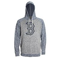 Men's Stitches Boston Red Sox Grayed Out Logo Hoodie