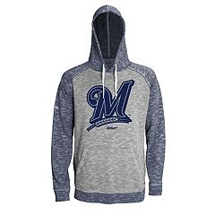 Boys 8-20 Milwaukee Brewers Hooded Pullover