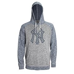 Men's Stitches New York Yankees Grayed Out Logo Hoodie
