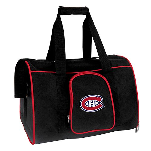 Mojo Montreal Canadiens 16-Inch Pet Carrier