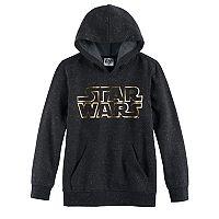 Boys 8-20 Star Wars Gold War Hoodie