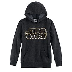 Boys 8-20 Star Wars Gold War Hoodie