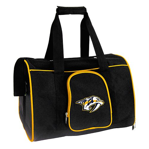 Mojo Nashville Predators 16-Inch Pet Carrier