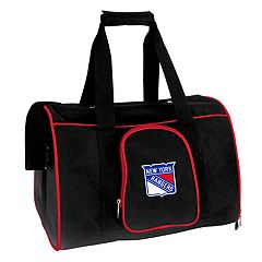 Mojo New York Rangers 16-Inch Pet Carrier