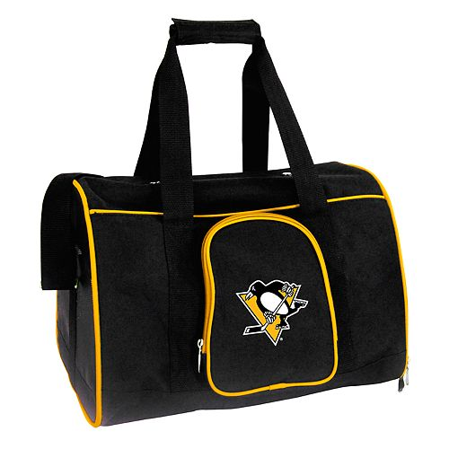 Mojo Pittsburgh Penguins 16-Inch Pet Carrier
