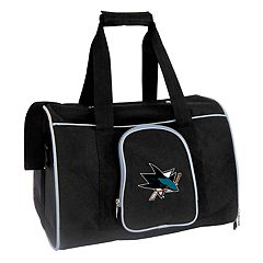 Mojo San Jose Sharks 16-Inch Pet Carrier