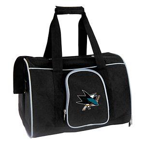 Mojo San Jose Sharks 16-Inch Pet Carrier