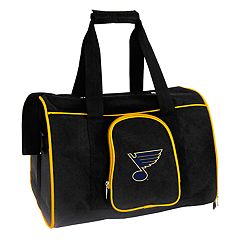 Mojo St. Louis Blues 16-Inch Pet Carrier