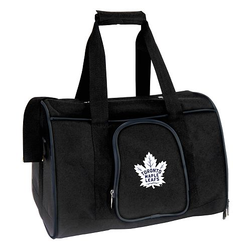 Mojo Toronto Maple Leafs 16-Inch Pet Carrier