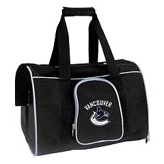 Mojo Vancouver Canucks 16-Inch Pet Carrier