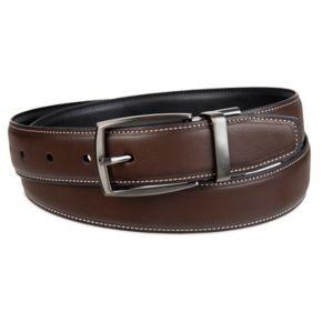 Men's Croft & Barrow® Reversible Stretch Dress Belt
