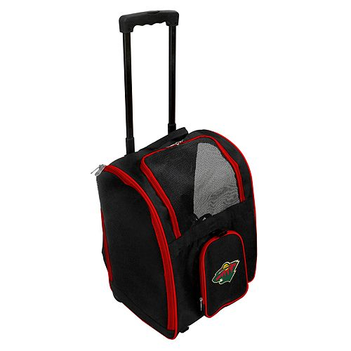 Mojo Minnesota Wild Wheeled Pet Carrier