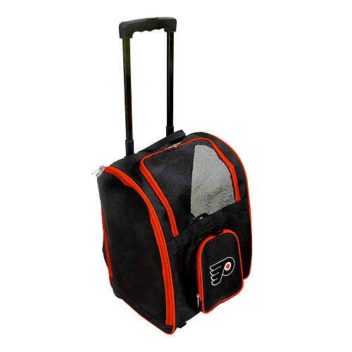 Mojo Philadelphia Flyers Wheeled Pet Carrier