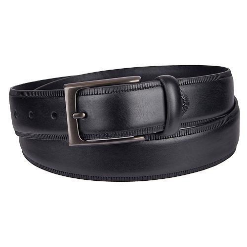 Men's Croft & Barrow® Embossed-Edge Belt