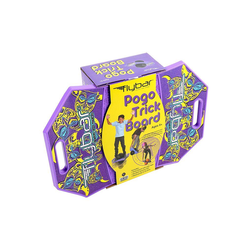 Flybar Purple Pogo Trick Board