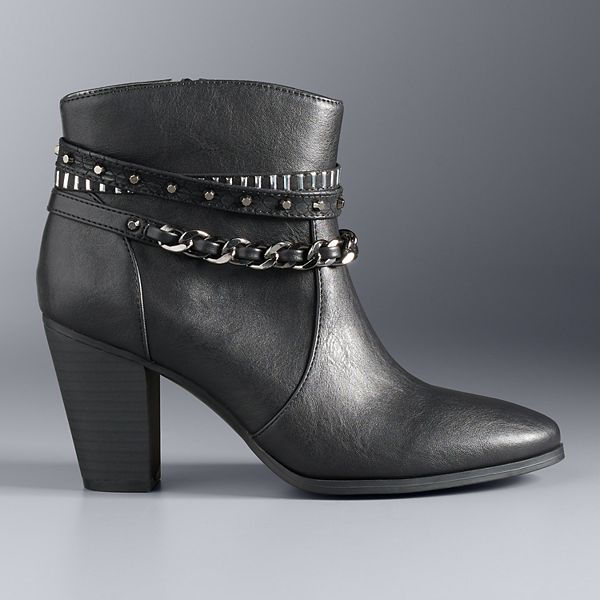 Jennifer Lopez Amber Women S Ankle Boots