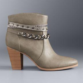 Jennifer Lopez Amber Women's Ankle Boots