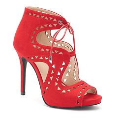 Jennifer Lopez Sunstone Women's High Heel Dress Shoes