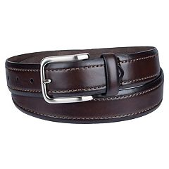 Men's Croft & Barrow® Feather-Edge Belt