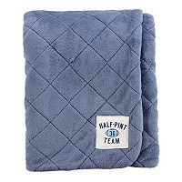 Baby Boy Carter's Stitched Plush Blanket