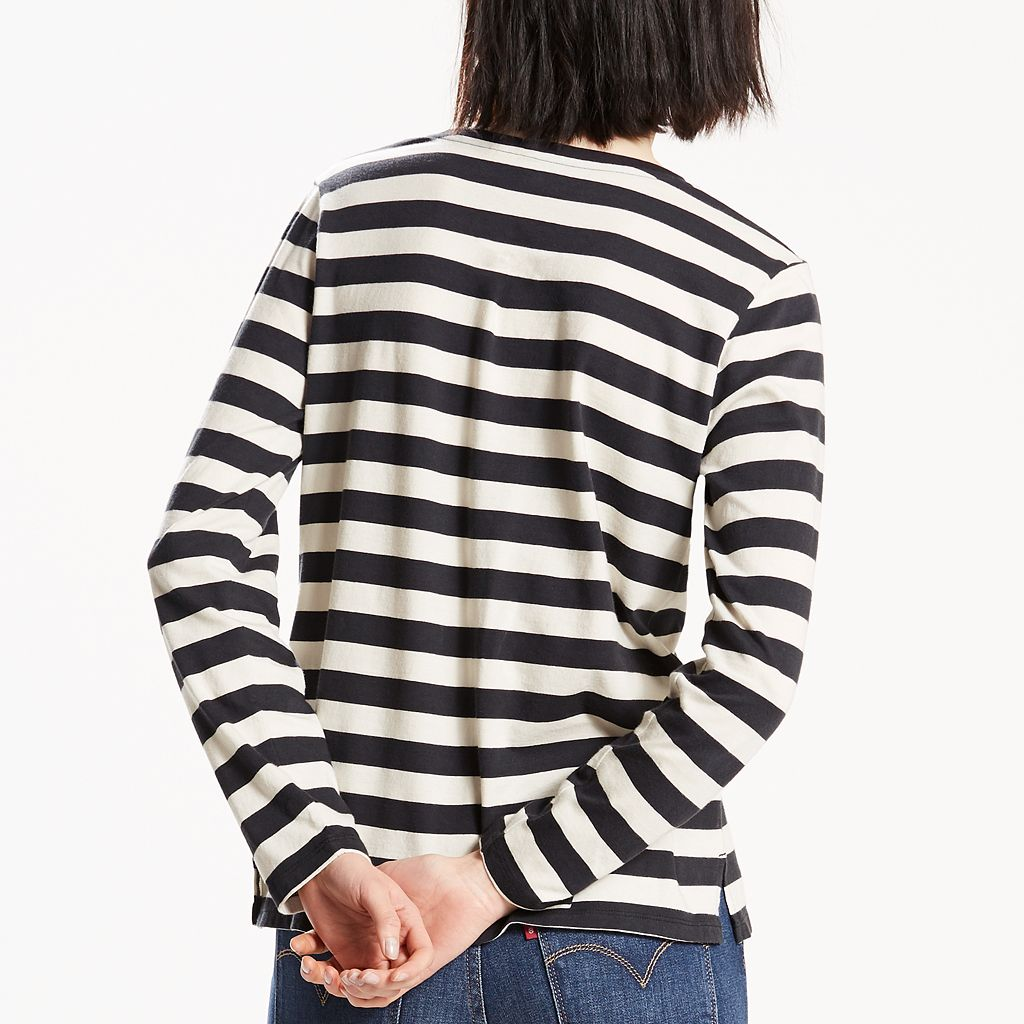Women's Levi's® Striped Perfect Tee