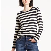 Women's Levi's® Striped Perfect Tee