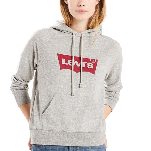 Women's Levi's® Logo Pullover Hoodie