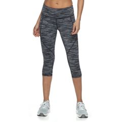 Women's Tek Gear® Space-Dyed Performance Capris