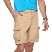 Big & Tall SONOMA Goods for Life™ Modern-Fit Lightweight Twill Cargo Shorts