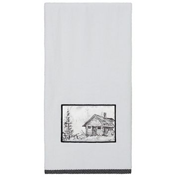 Creative Bath Sketches Bath Towel
