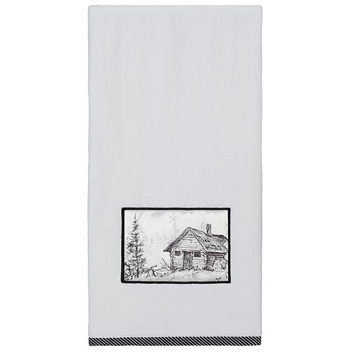 Creative Bath Sketches Bath Towel