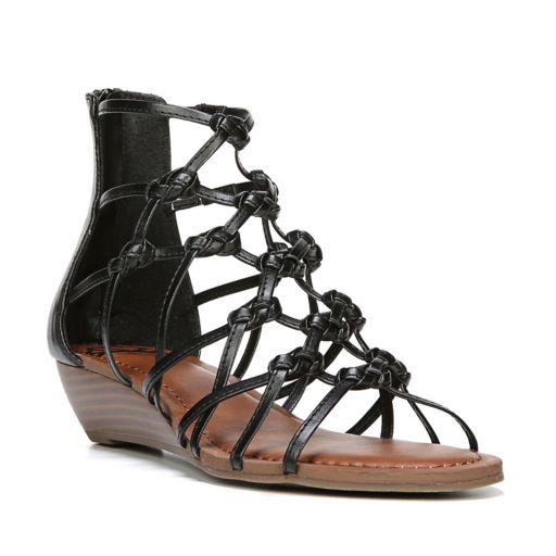 Fergalicious Garnett Women's Wedge Sandals