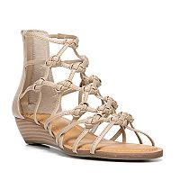 Fergalicious Garnett Women's Wedge Sandals