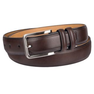 Men's Croft & Barrow® Soft-Touch Double-Loop Stretch Belt