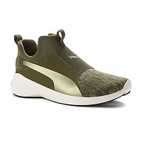 PUMA Rebel Mid Velvet Rope Women's Sneakers