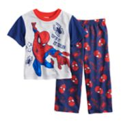 "Toddler Boy Marvel Spider-Man ""Web Head"" Graphic Top & Pants Pajama Set"